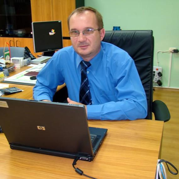 Atila Borbaš, CEO